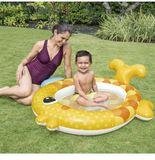 Nafukovací bazén zlatá rybka INTEX 57111