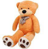Plyšový medveď Teddy 100 cm béžový