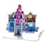 Rozkladací domček pre bábiky