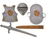 Rytierska výzbroj