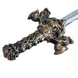 Rytierska bojová výzbroj