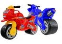 Trojkolky, motorky