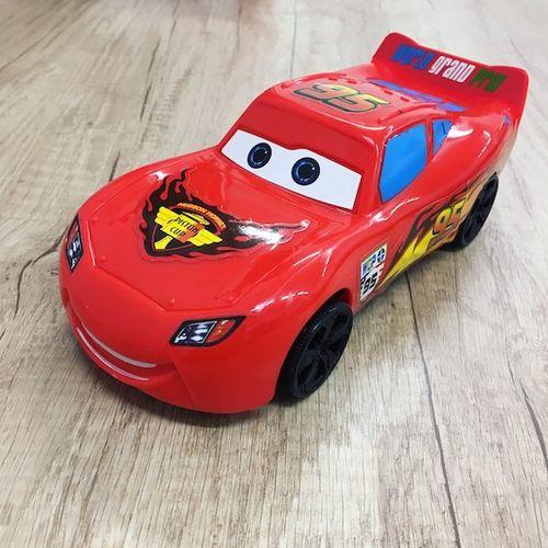 Auto Blesk McQueen 20 cm na zotrvačník