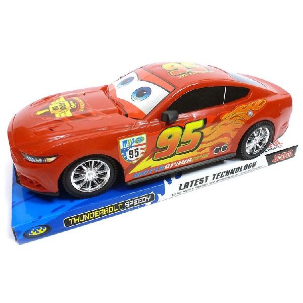 Auto Blesk McQueen 30 cm mustang
