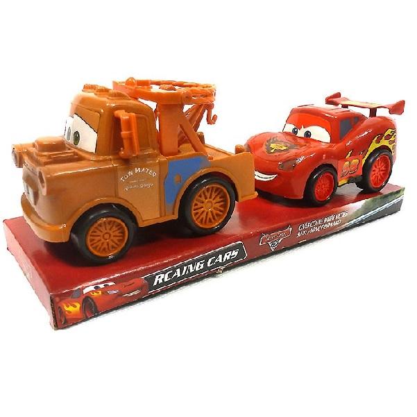 Auto Blesk McQueen a Burák