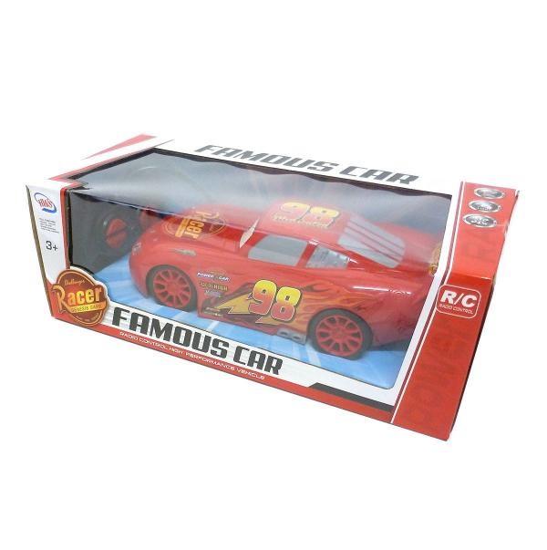 Auto Blesk McQueen na diaľkové ovládanie