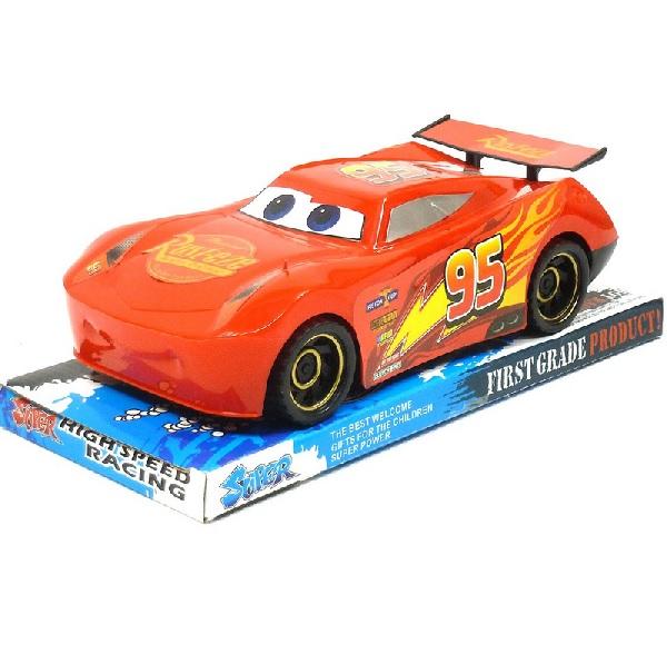 Auto Blesk McQueen RACING TUNING