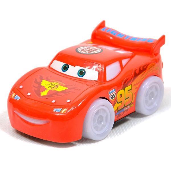 Auto Blesk McQueen so svetlom a zvukom 14 cm