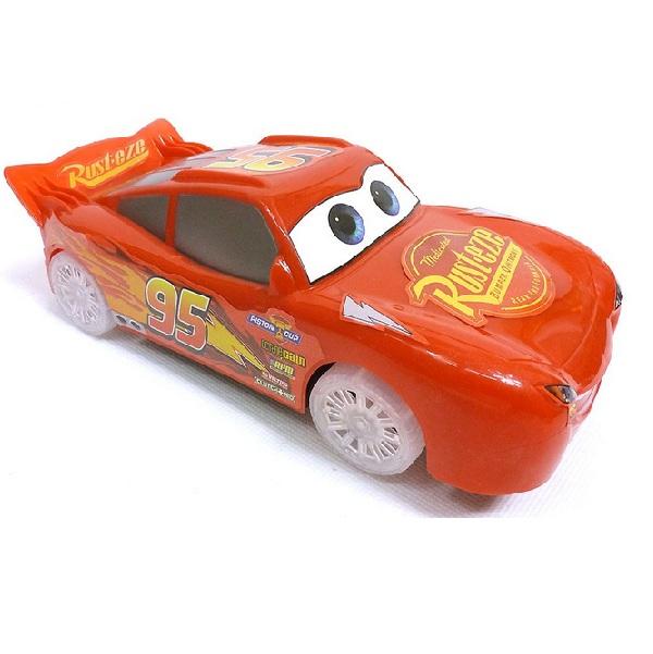 Auto Blesk McQueen so svetlom a zvukom 25 cm