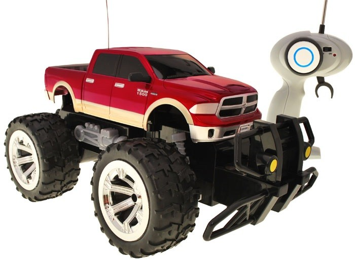 Auto R/C Dodge Offroad PICK-UP