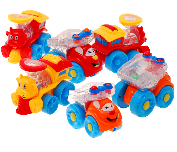 Auto stavebné pre najmenších
