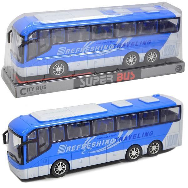 Autobus na zotrvačník 32 cm