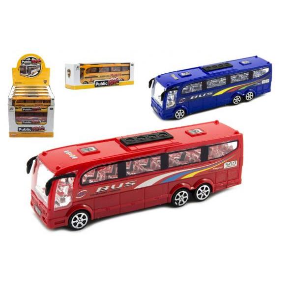 Autobus Public BUS na zotrvačník 25 cm