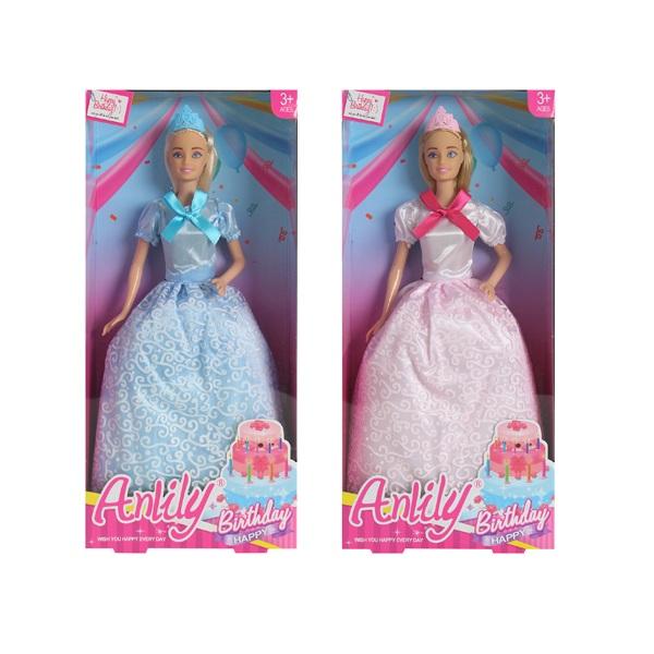Bábika Anlily - Zimná kráľovná