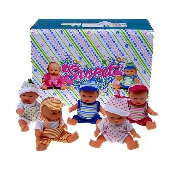 Bábika bábätko 12 cm
