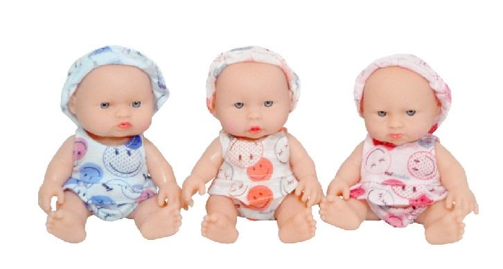 Bábika - bábätko 17 cm
