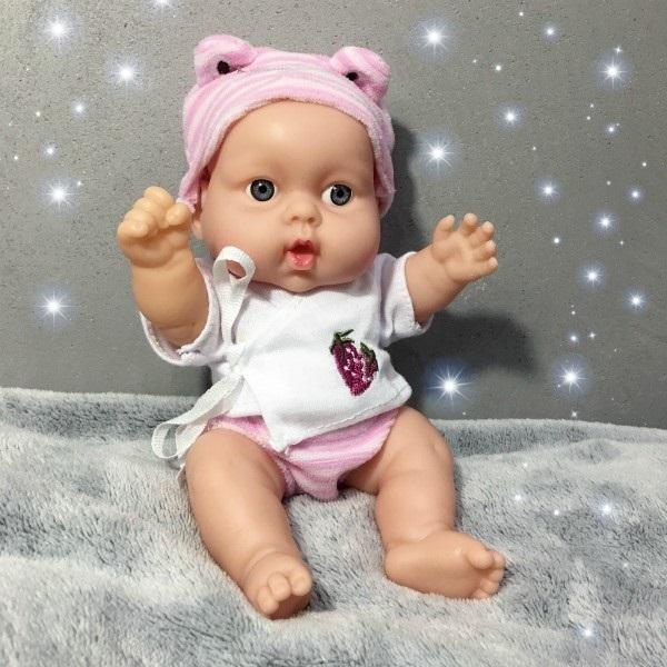 Bábika - bábätko 20 cm