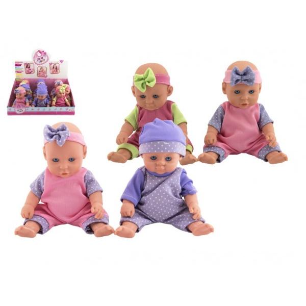 Bábika bábätko 21 cm