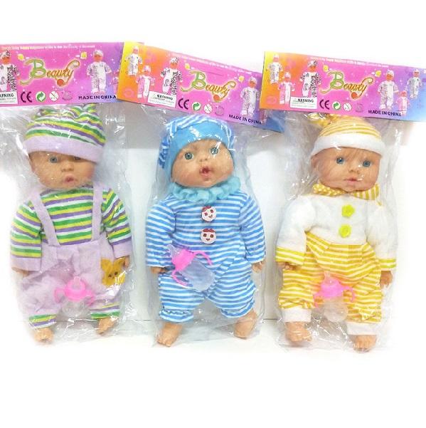Bábika - bábätko 25 cm