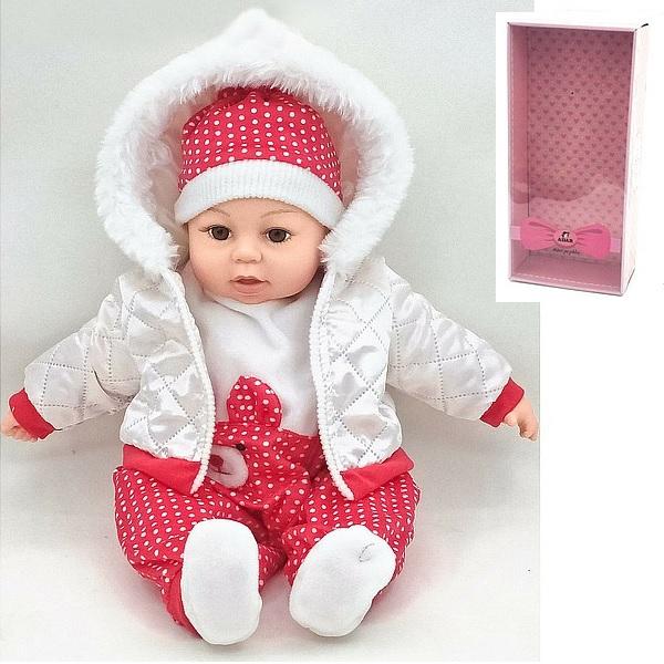 Bábika bábätko 45 cm