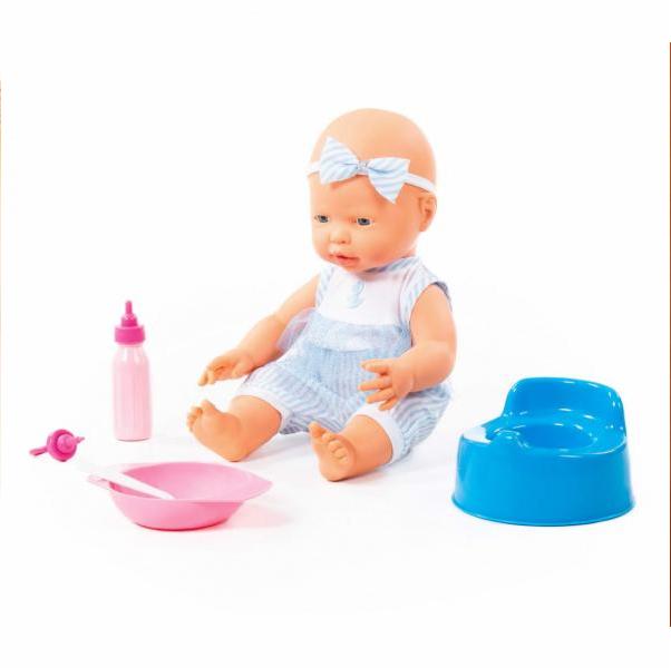 Bábika bábätko Julka s cumlíkom