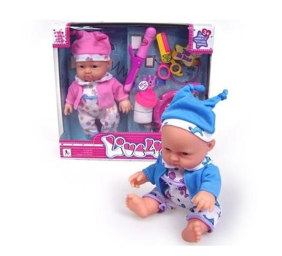 Bábika bábätko Lovely
