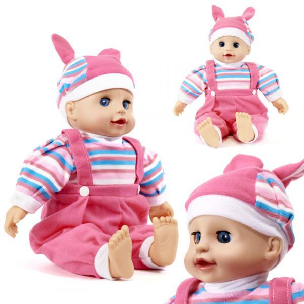 Bábika bábätko Maja so zvukom