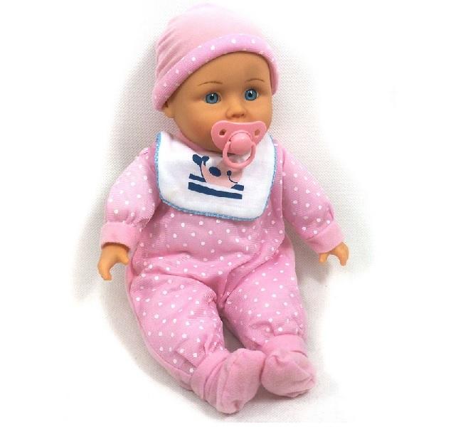 Bábika bábätko s cumlíkom