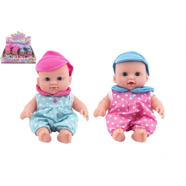 Bábika bábätko 18 cm