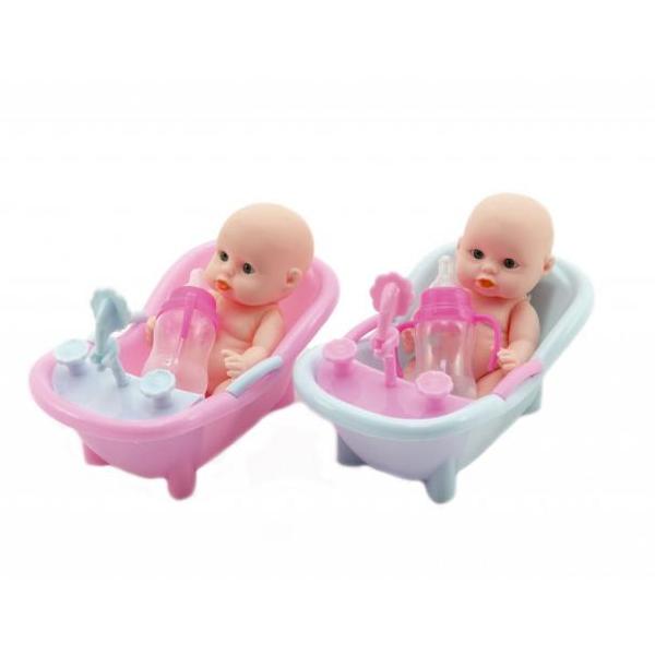 Bábika - bábätko vo vaničke.