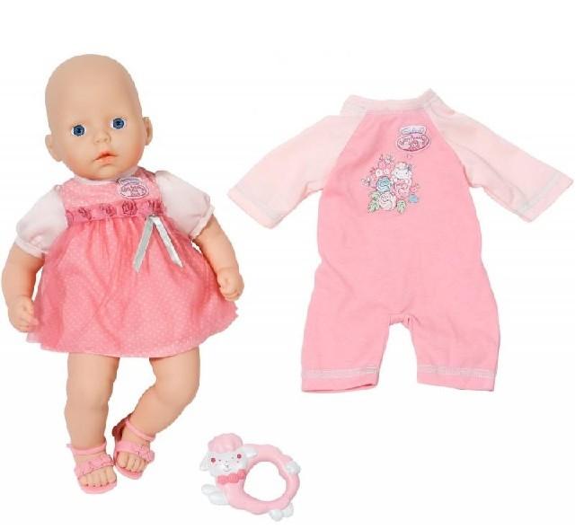 Bábika Baby Annabell My First 794333 - Bábika s ružovou sadou