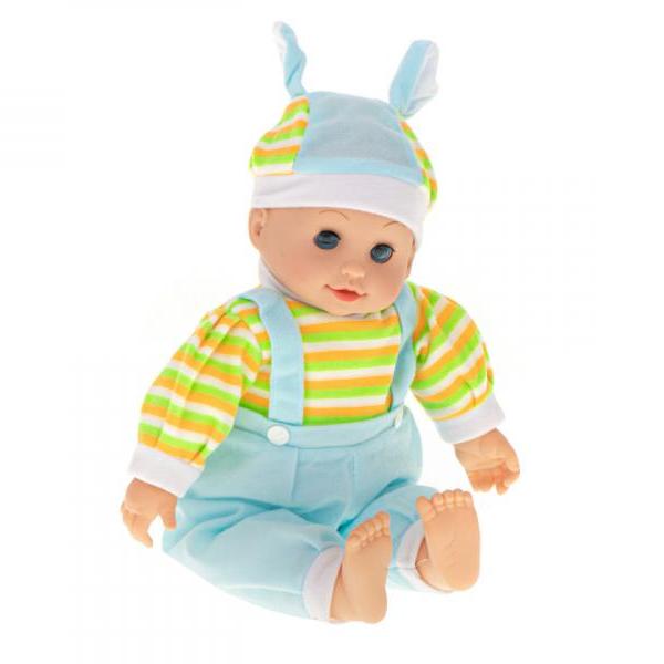 Bábika chlapček Adam so zvukom 40 cm