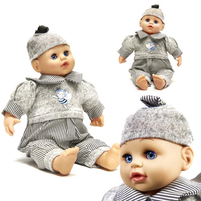 Bábika chlapček Filip so zvukom.