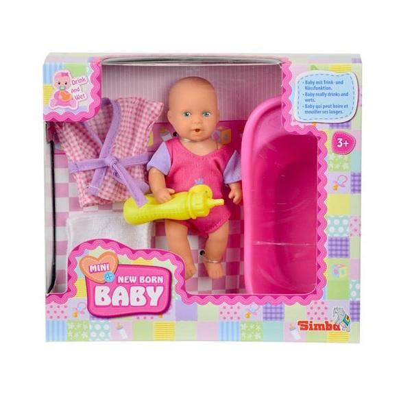 Bábika Mini New Born Baby