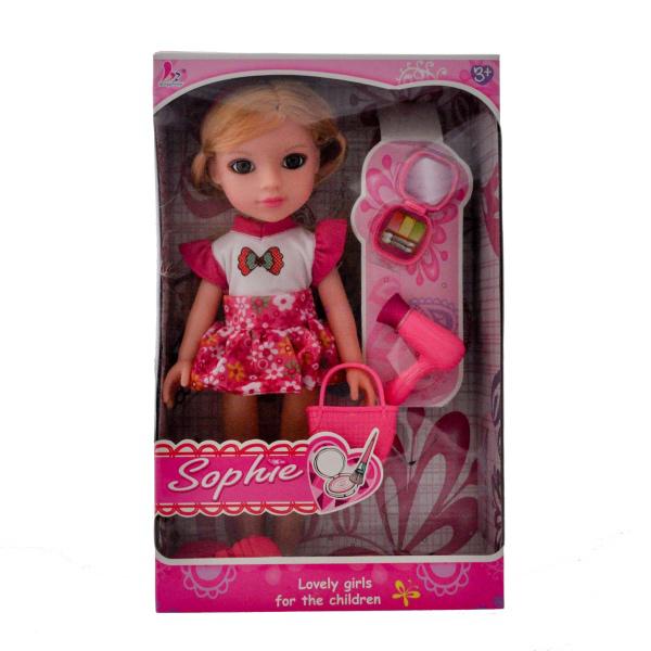 Bábika Sophie s doplnkami