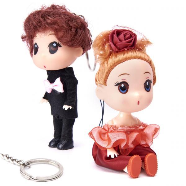 Bábiky dievča a chlapec 12 cm