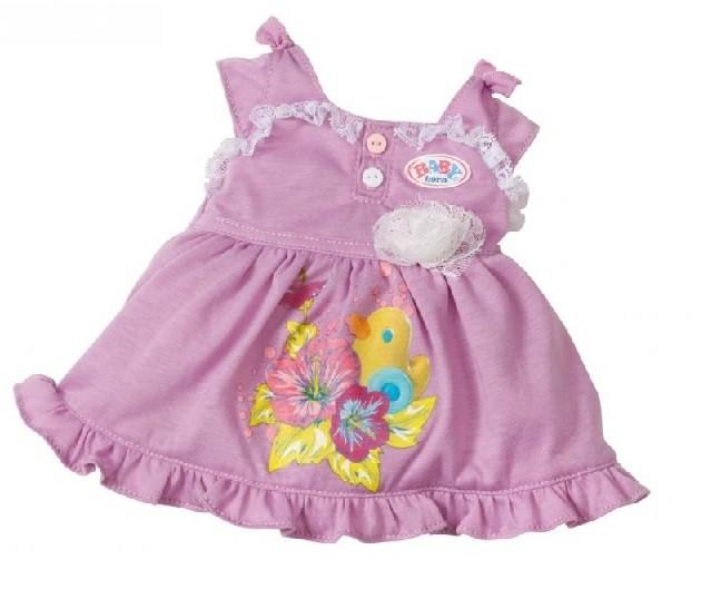 BABY BORN šaty pre bábiku