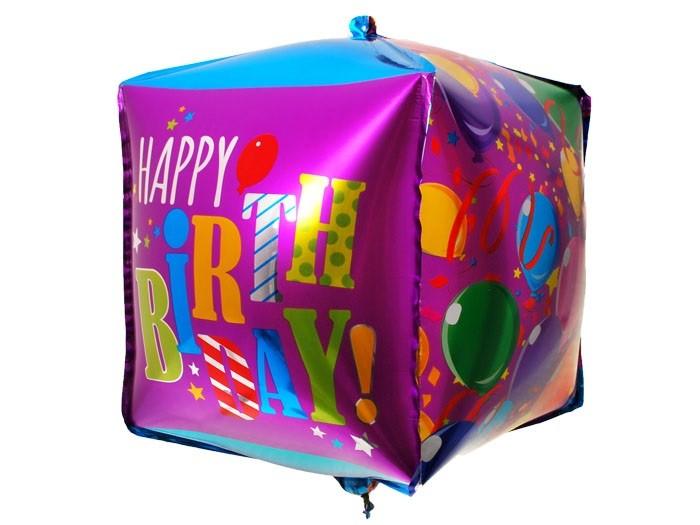 Narodeninové balóny Happy Birthday
