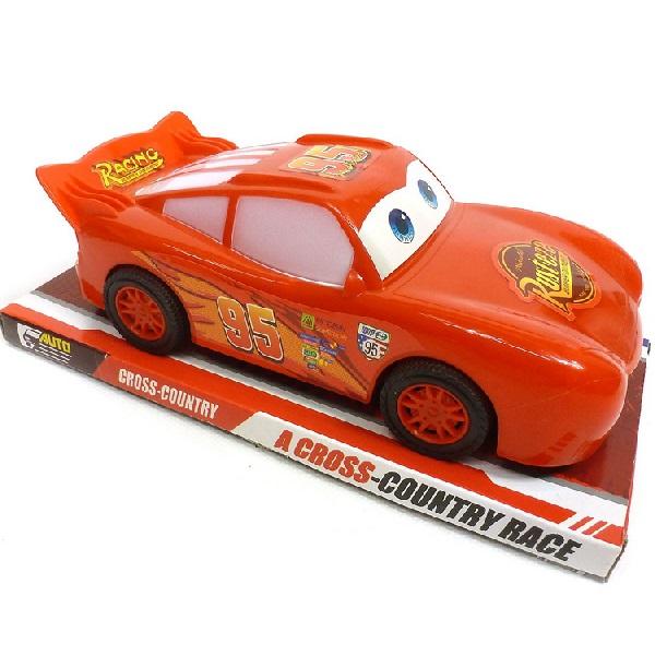 Blesk McQueen 22 cm na zotrvačník