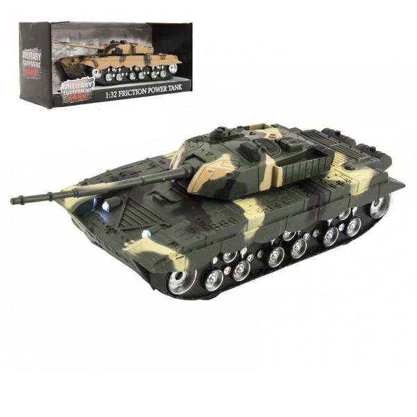 Bojový tank na batérie 27 cm