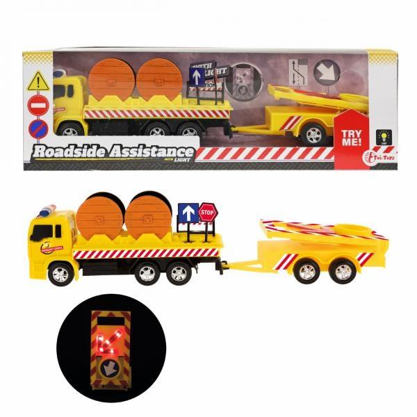 Cestné nákladné auto