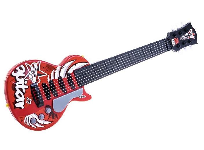 Detská elektrická gitara
