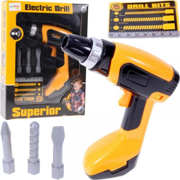 Detská elektrická vŕtačka Electric Drill