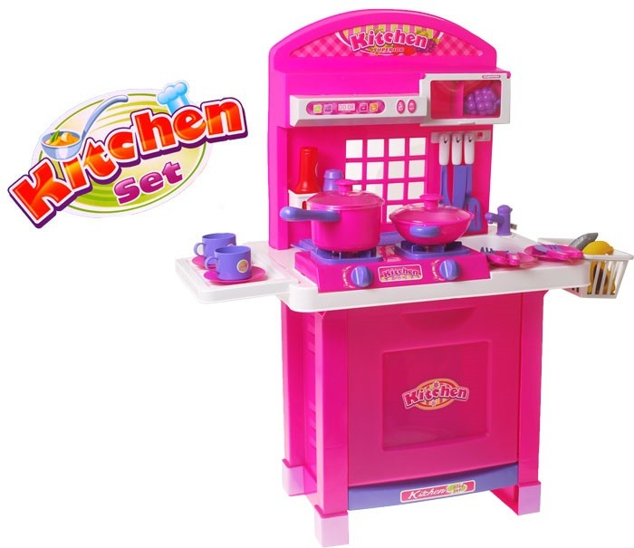 Detská kuchyňa s elektrickou rúrou