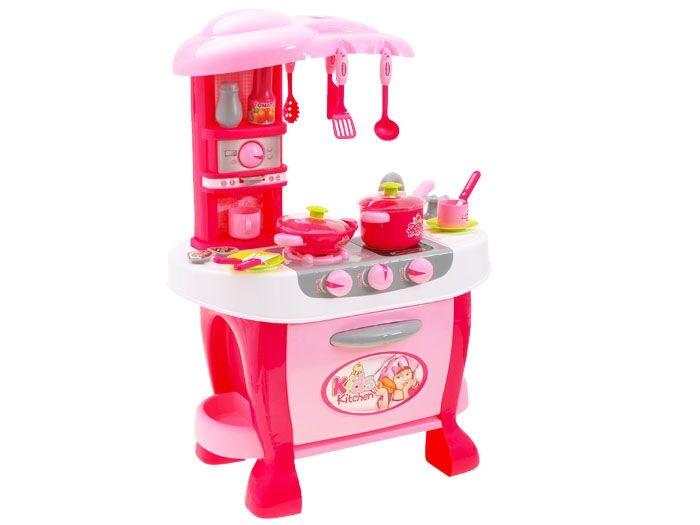 Detská kuchynka s kávovarom