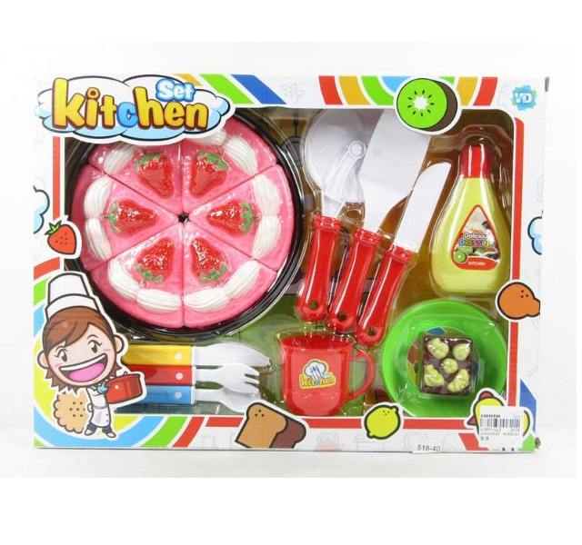 Detská ovocná torta