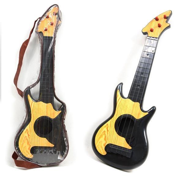 Malá detská rocková gitara 48 cm