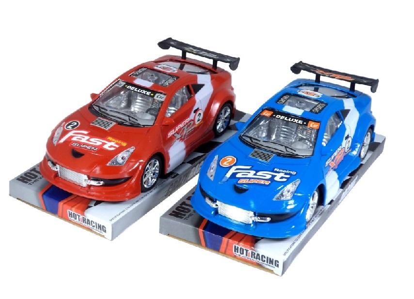 Pretekárske auto Grazy Racing
