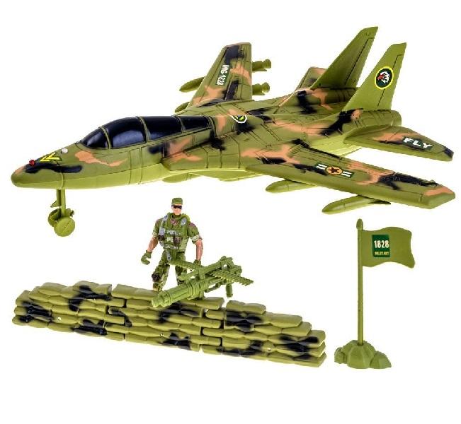 Detské vojenské lietadlo F16