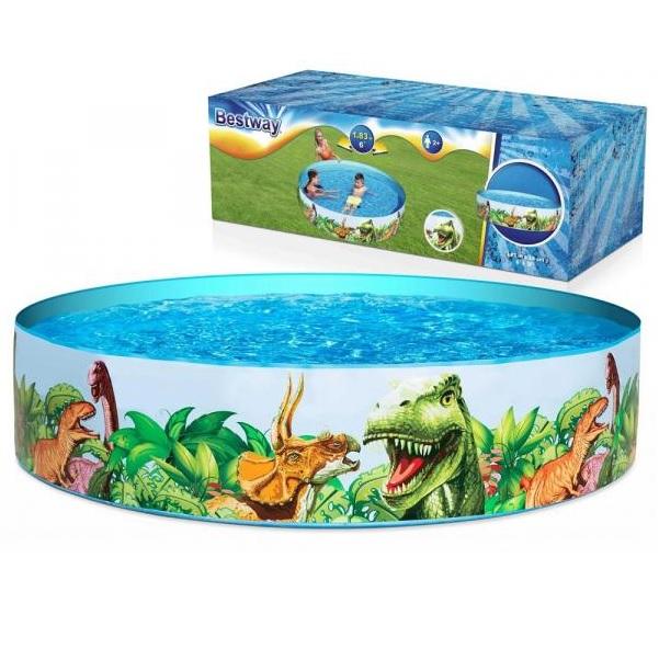 Detský bazén Dino Bestway 55022